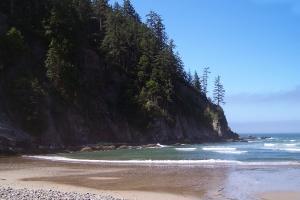 Oregon Coast Short Sands