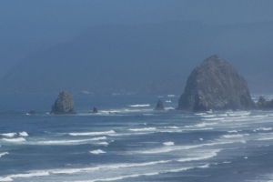 Oregon Coast Haystack Rock