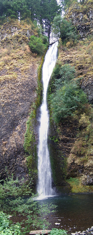 Horsetail Falls Oregon