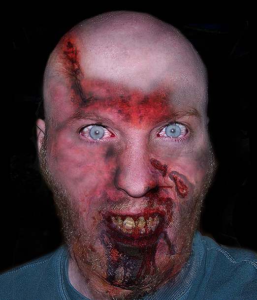 Zombie - Self Portrait