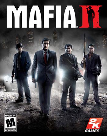 Mafia 2 Pre-Order Boxart