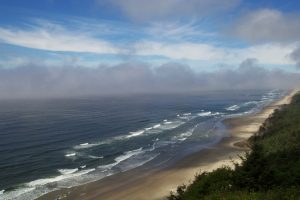 Oregon Coast Viewpoint