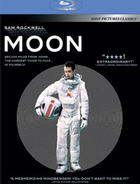 Moon Bluray Review