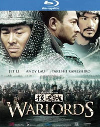 The Warlords Bluray