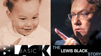 Basic Black - The Lewis Black Story