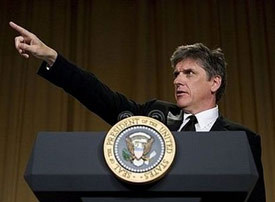 Craig Ferguson at White House Correspondents Dinner
