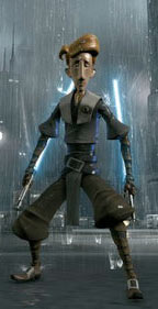 Guybrush Threepwood - Force Unleashed II