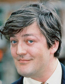 Sherlock 2 - Stephen Fry as Mycroft