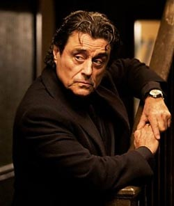 44 Inch Chest Ian McShane