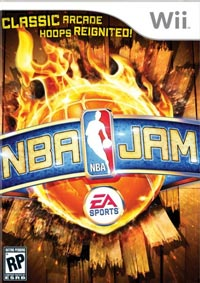 NBA Jam Wii Cover