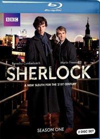 Sherlock Bluray