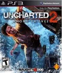 Uncharted 2 Among Thieves Game of the Year Edition