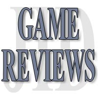 Video Game Reviews - James In Digital