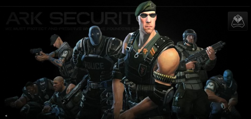 Brink - Security Faction