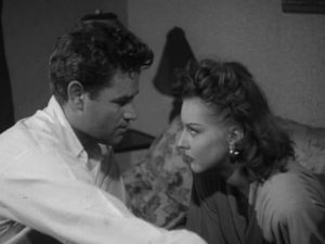Ann Savage and Tom Neal - Detour 1945