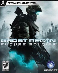 Ghost Recon Future Soldier E3 Cover