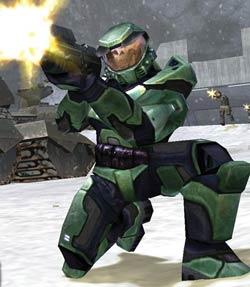 Halo HD - E3 2011