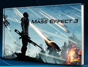Mass Effect 3 Art Book