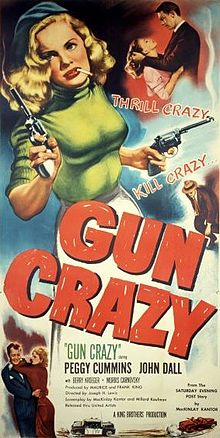 Gun Crazy Review - Poster