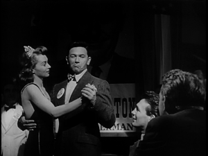 John Garfield and Lilli Palmer - Body and Sould