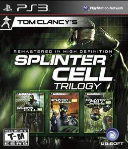 Splinter Cell Trilogy HD Pre-order