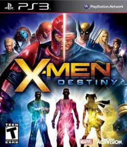 X-Men Destiny Pre-order