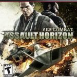 Ace Combat Assault Horizon Cover