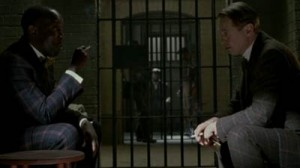 Boardwalk Empire - Chalky and Nucky In Jail