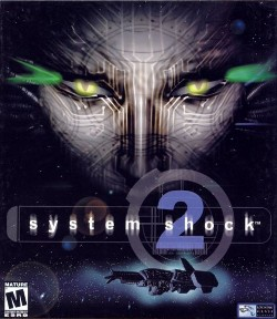 System Shock 2 Box Cover