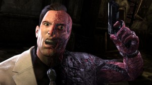 Batman Arkham City Two-Face