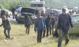 Zombies - The Walking Dead Season Two