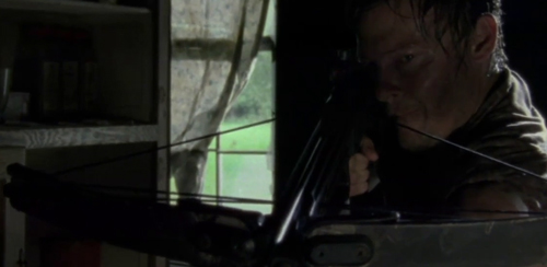 Daryl Crossbow - Walking Dead
