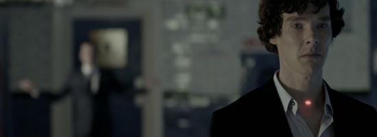 Sherlock BBC Season 2 Opener