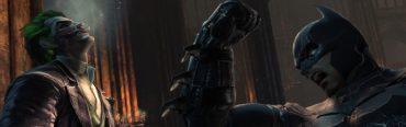 Batman Arkham Origins Banner