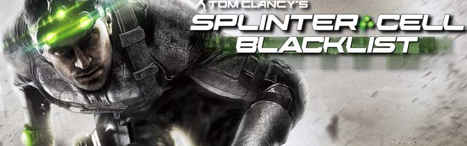 Splinter Cell Blacklist Banner