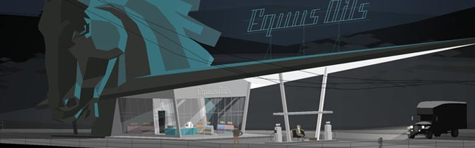 Kentucky Route Zero Banner
