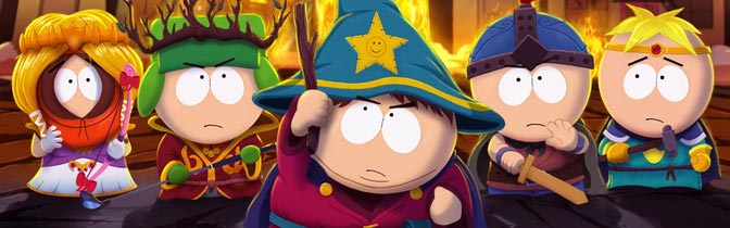South Park The Stick of Truth Banner