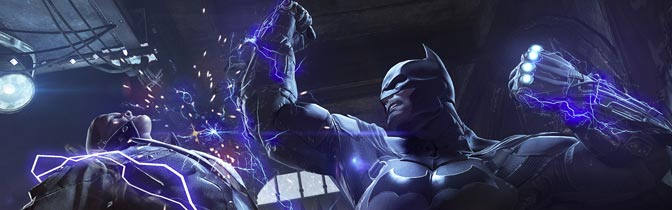 Batman Arkham Origins Blackgate Deluxe Edition – Intro
