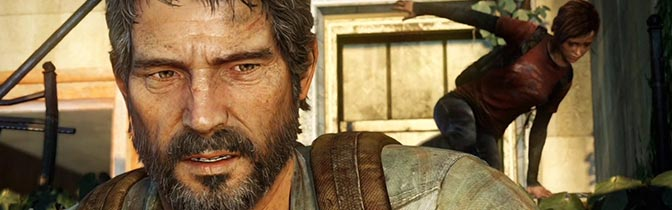 The Last of Us Joel Banner