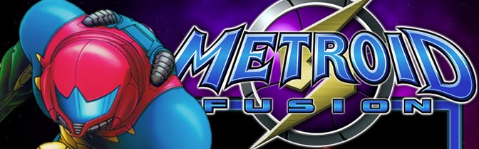 Metroid Fusion Banner