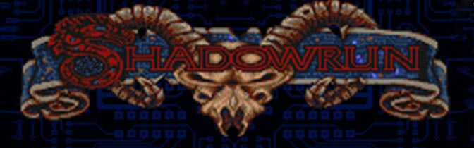 Shadowrun 1993 Titles Intro Retron 5 Enhanced Super Metroid