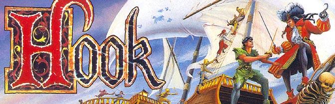 Hook - Super Nintendo - Cover Banner