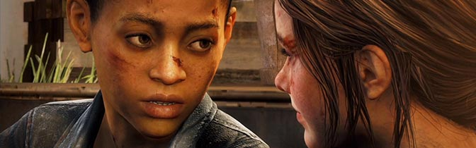 The Last of Us Left Behind Remastered