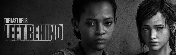 The Last of Us Left Behind Remastered Banner
