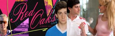 Red Oaks - Amazon Prime - Banner