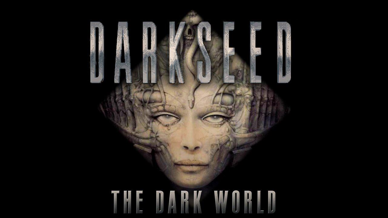 Dark Seed title image