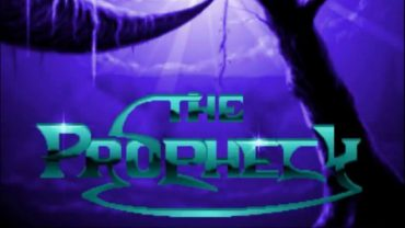 the prophecy pc title screen