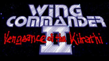 Wing Commander II Title Screen