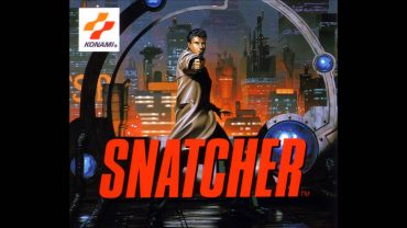 Snatcher Box Art