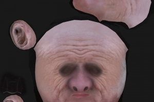 Gnome Texture - Skin